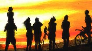 Gratis eclipsbrillen bij Vuurdoop!