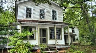 Het verlaten huis